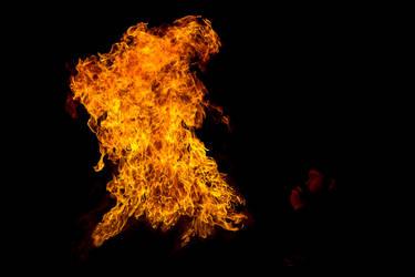Breathing Fire II by ChristophMaier