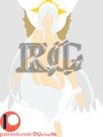 Fallen sticker by RGeru