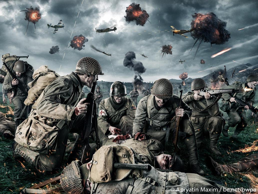 World War Ii U S Army By Maximapryatin On Deviantart