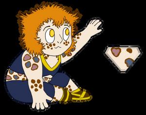 Custom OC Gemling Adopt: Leopardite