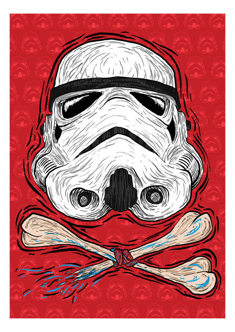 TROOPER POSTER by best-of