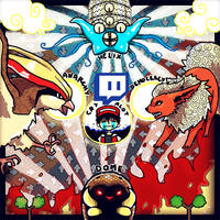 Twitch plays Pokemon by O-koh