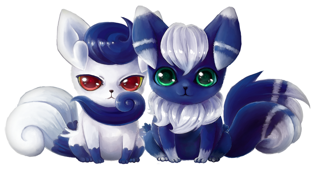 Meowstic by O-koh
