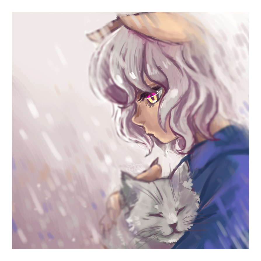 Neferpitou by O-koh