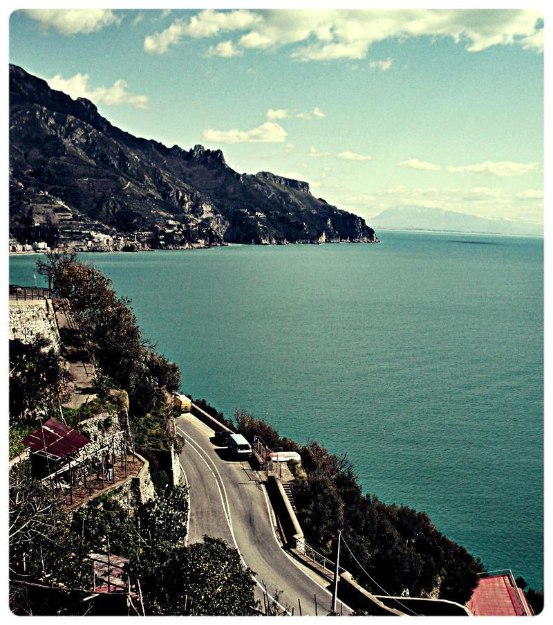Amalfi by LadyRedRose