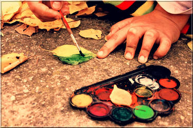 Painting my life..