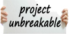 Project Unbreakable 100x50 Group Icon by bottomofastairwell