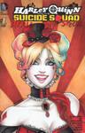 Harley Quinn Victorian Circus