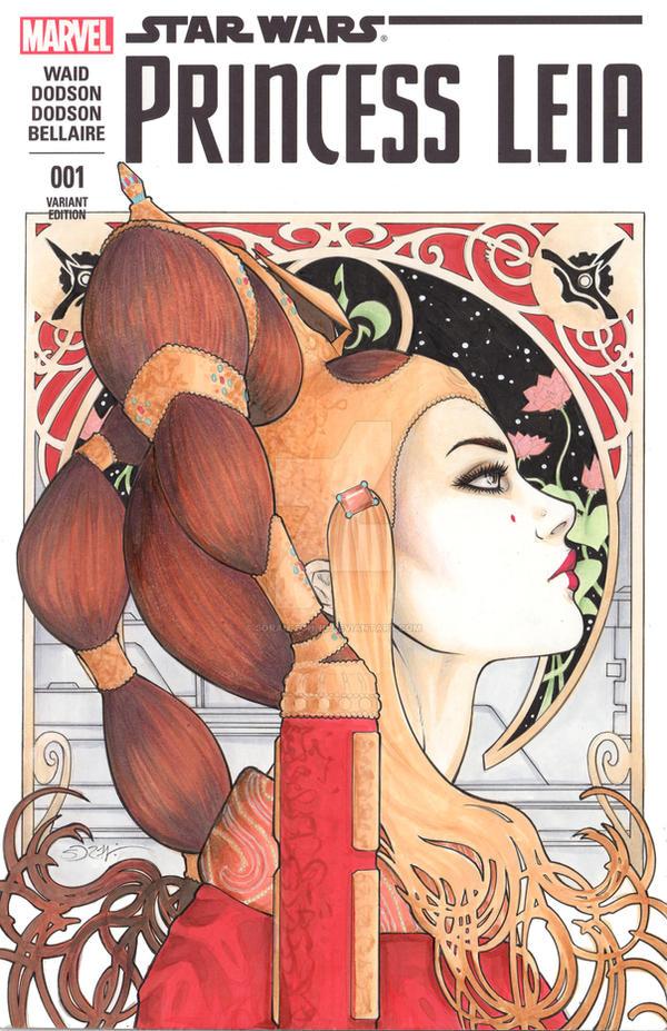 Amidala Mucha Colors by sorah-suhng