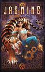 Steampunk Fairytales Jasmine