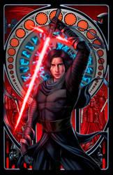Star Wars Mucha Kylo Ren