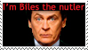 Biles the Nutler Stamp by TheWritingDragon