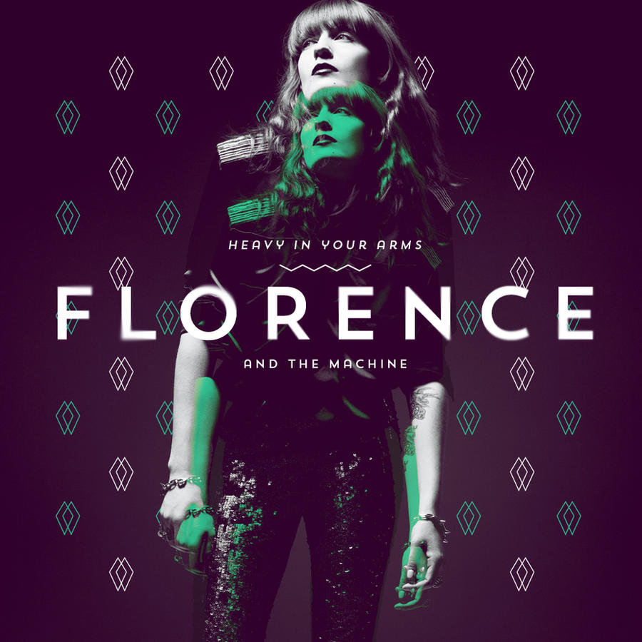 florence and the machine heavy in your arms lyrics
