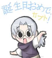 Happy Birthday Kabuto by sasukekakashi12