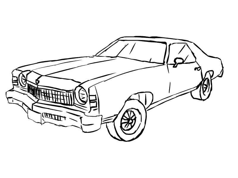70s van cars