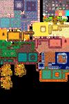 Pokemon Mystery Dungeon 2: Dungeon-Tileset