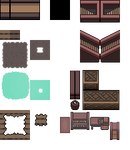 Tons of Tileset 4/10 - Shipwreck interior