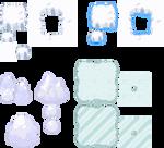 Tons of Tileset 8/10 - Ice Floe Tileset