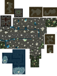 Secret route - Fort Dusknoir by Phyromatical
