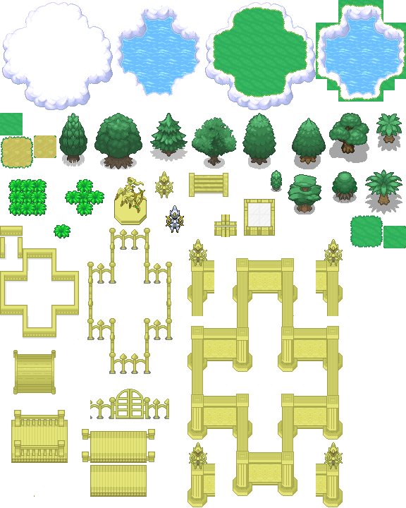 How to use tilesets in gamemaker