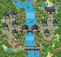 Starter Town: Bridgeton by Phyromatical