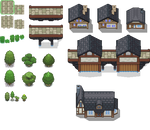 DoT Day6 - Bridgeton Tileset