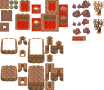 DoT Day23 - Alternate Volcano Tiles