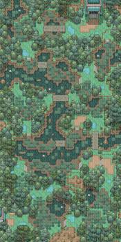 Darkrain Swamp