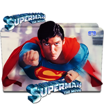 Superman The Movie Folder Icon V1
