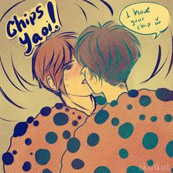 Chips Yaoi by chutkat