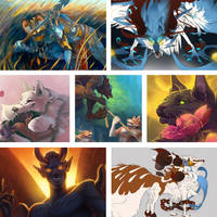 Commission Examples