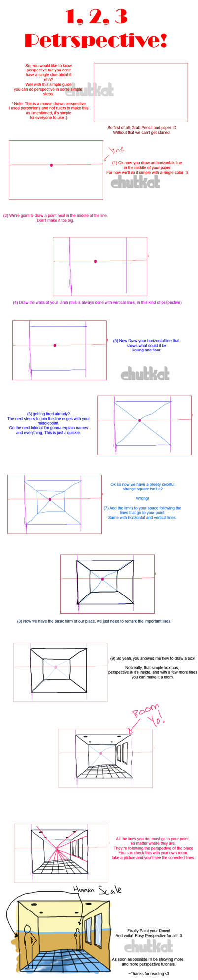 Perspective Tutorial 1