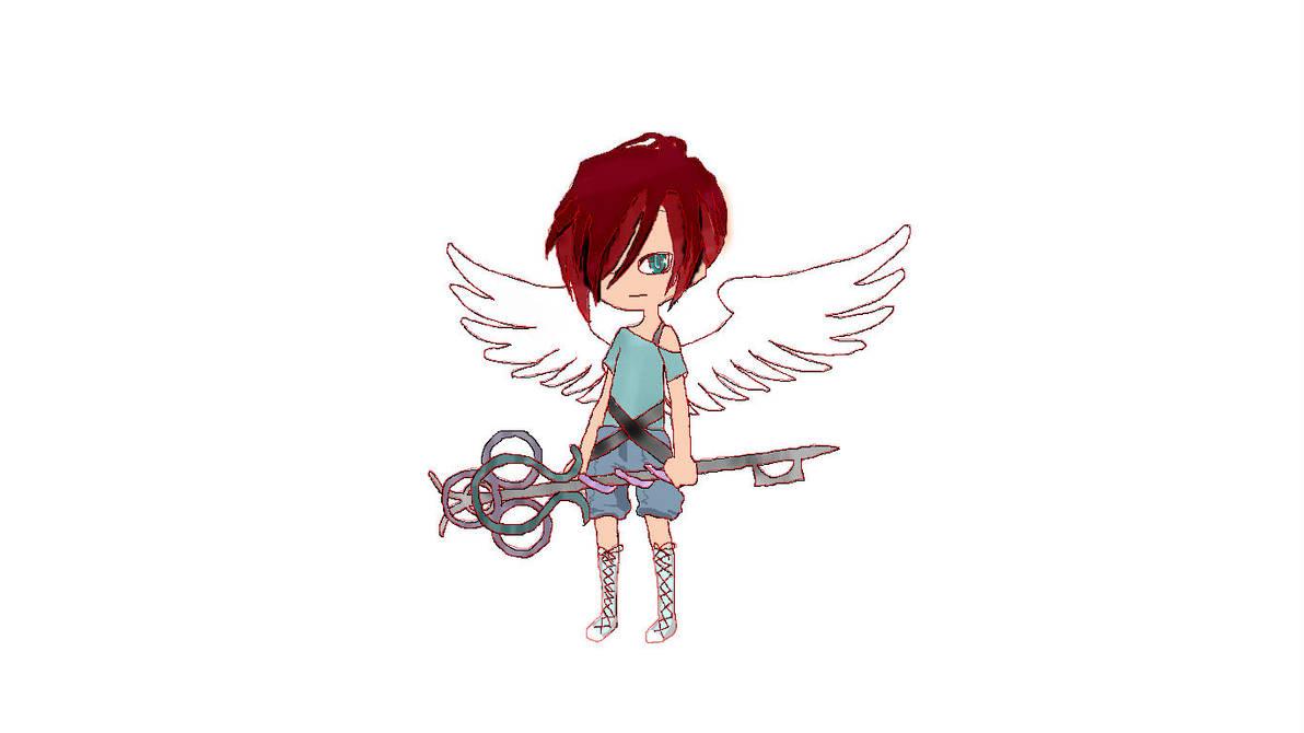 (Summer Wars) Oz avatar normal mode