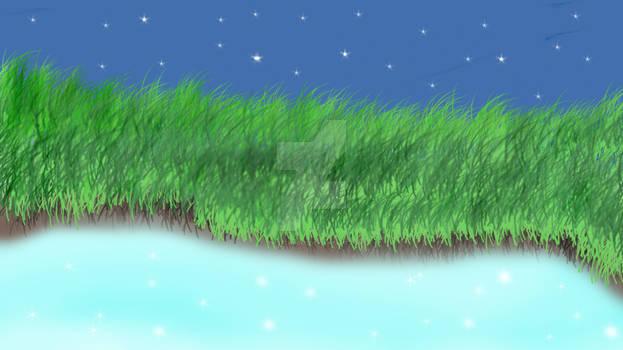Background Starry Night2