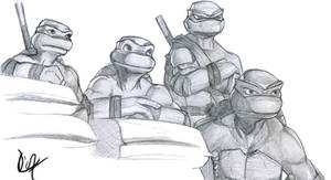 TMNT by Limlight