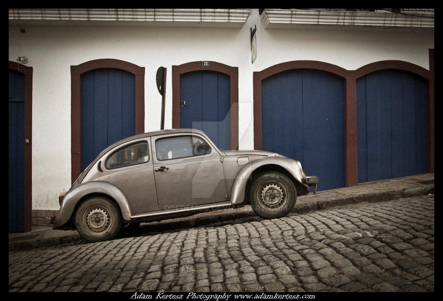 VW Beetle by 00Edem00