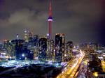 Toronto 30 floors up