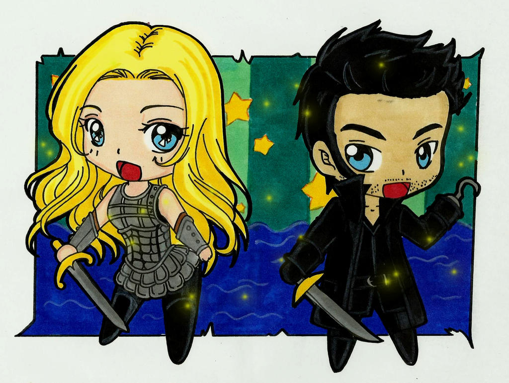 once upon a time emma and hook fan art Once upon a time character portrayed by: jennifer morrison emma and hook finally marry just in time for the dark clouds to release a new curse that will set up.