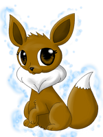Eevee by TheLittleNymph