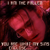 I am the Fallen by PhantomOfTheOpera