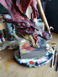 dragon by Thegarethpowell