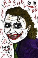 Joker by SalamanderDe