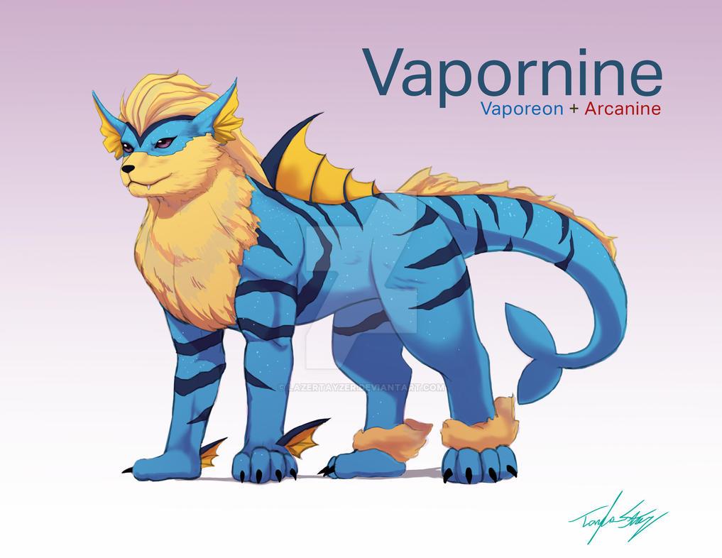 Vapornine by LazerTayzer