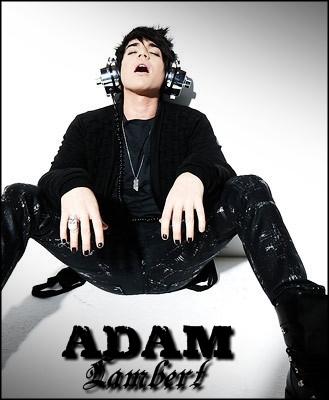 Adam Lambert by PubloO
