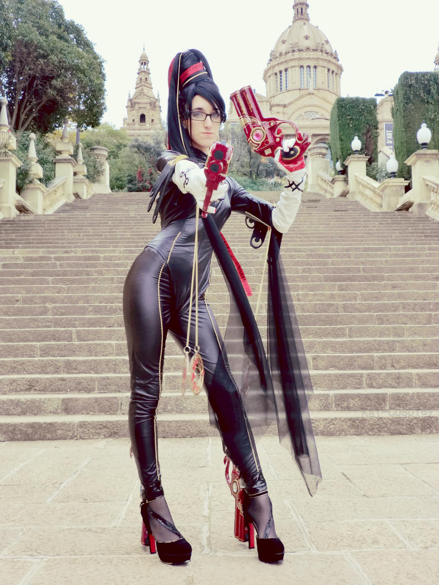 The only cure is more dead angels! by Kai-Cosplay