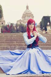 The mermaid princess by Kai-Cosplay