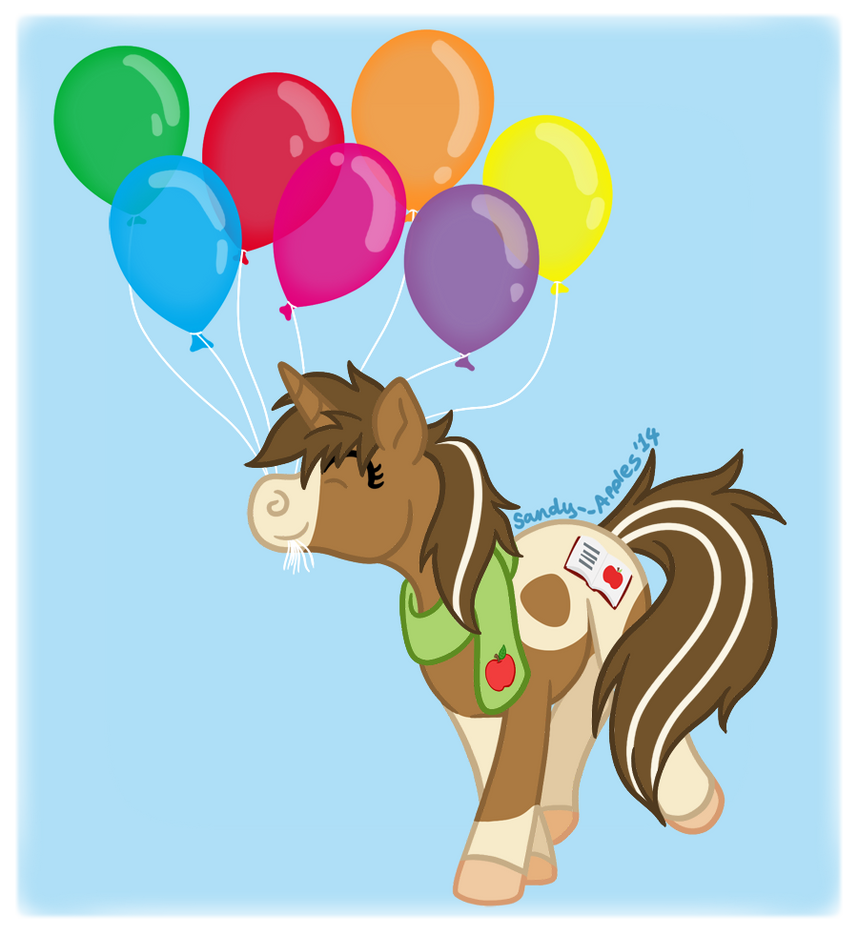 7 Silly Years by Sandy--Apples
