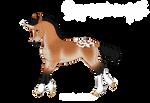 [N219] Boucle Foal Design - Moet