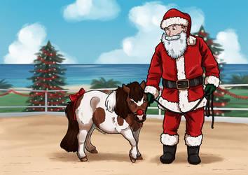 [FOYS 2020 Year-End Finale] Santa's Little Helper