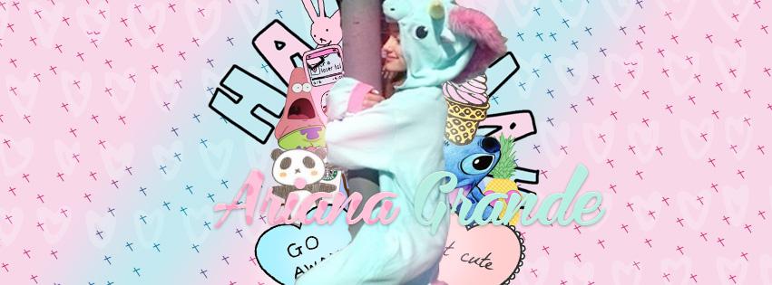 Portada Tumblr De Ariana Grande by melaniscola on DeviantArt